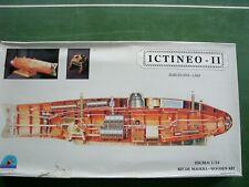 modellbausätze schiffe holz Ictineo II Anfora Model Kits