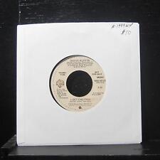 "David Ruffin - I Get Excited 7"" Mint- WBS 49123 White Promo 1979 USA Vinyl 45"