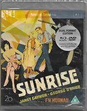 Sunrise Blu-ray+DVD [Masters of Cinema] Region B/2 Fre Post