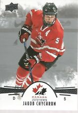 Jakob Chychrun #88 - 2016 Team Canada Juniors - Base Men