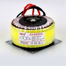 Toroidal Transformer 220V-24V 200W Low Frequency Isolation Transformer