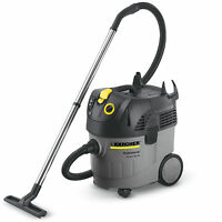 Karcher NT 35/1 TACT TE Commercial Wet & Dry Vacuum Cleaner 35L Tank 1380w 240v