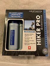 Katadyn Hiker Pro Microfilter Water Filtration