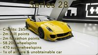 Forza Horizon 4 Ultimate Modded Account - Series 28 [Read Description]