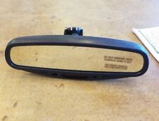 TOYOTA OEM 03-09 Tundra Rear View Mirror 00012-T0322-01 Compass/ temperature