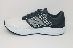 New Balance Vongo V3 Fresh Foam Mens Size 11.5 White Blue Running Shoes MVNGOWP3