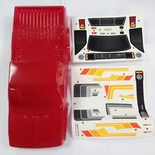 Thunder Tiger TOYOTA HILUX Parts Pre-Painted Body(Red) PD90603S1