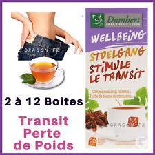 Tisane Damhert Laxative Régime Detox Thé Transit Minceur Détoxifiant Maigrir Tea
