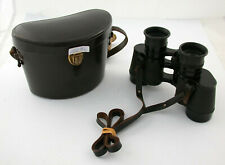 Carl ZEISS 8x30 B 8x30B Porro binoculars Fernglas prime Germany leather case 21