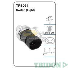 TRIDON OIL PRESSURE FOR Nissan Skyline 05/98-05/01 2.0L(RB20DE) DOHC 12V  TPS064