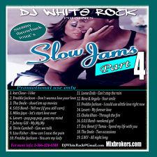 Dj White Rock Slow Jams R&B 5 pk bundle