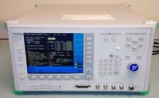 Anritsu MT8802A Service Monitor Tested with Spectrum Analyzer, CDMA, and GSM