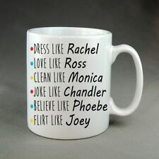 Friends TV Show Mug Cup - Christmas Birthday Present Gift Sister Best Friend