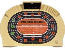Vintage 1982 Finger Bowl Tiger Electronics Finger Racing Game Table Top Arcade