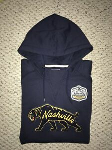 NWOT NHL Fanatics Nashville Predators Winter Classic Hooded Sweatshirt - 2XL