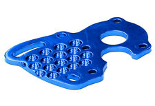 RC Car T3984BLUE Billet Motor Plate for 1/16 VXL Only(E-Revo Slash Summit Rally)