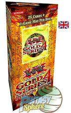Yu-Gi-Oh - Gold Series 4 - Pyramids Edition -  English Yugioh - Brand New Sealed