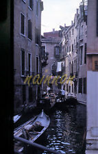 35mm colour slide - VENICE - Back Waterways - early 1960's.