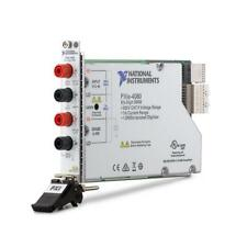 NEW - National Instruments NI PXIe-4080 Digital Multimeter Card 6-1/2 Digit DMM