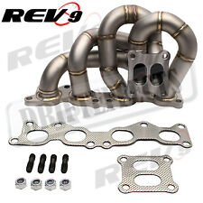 HP-Series For Toyota MR2 3SGTE Equal Length Turbo Manifold 3rd Gen Motor sw20