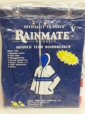NFL Tennessee Titans Rain Jacket, New (Medium)