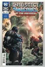 INJUSTICE vs. MASTERS OF THE UNIVERSE #5 - FREDDIE WILLIAMS II COVER - DC/2018