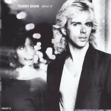 Tommy Shaw – What If CD NEW