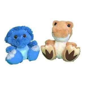 Aurora World Dinosaur Stuffed Toys, Taddle Toes Roaree TRex Stuffed Toy Gift Set