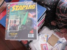STARLOG , #15 , New/Old Inventory , Twlight Zone , Rod Sterling , Earth Star