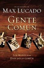 Gente Comun: En Las Manos de Un Dios Poco Comun (Paperback or Softback)