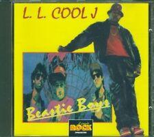 Beastie Boys/L.L. Cool J Il Grande Rock Italy Press Cd Perfetto Spedito in 48 H