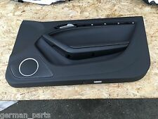 AUDI A5 S5 RS5 QUATTRO RIGHT FRONT NAPA LEATHER DOOR PANEL ASSEMBLY OEM