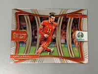 Gareth Bale 2020 Panini Select UEFA Euro Red Color Variation Mezzanine 121 Wales