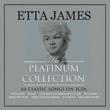 Platinum Collection [Not Now] by Etta James (CD, Sep-2017, 3 Discs, Not Now UK)