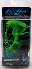 Thermal Vision ALIEN WARRIOR Aliens Predator Action Figure NECA Glow in the Dark