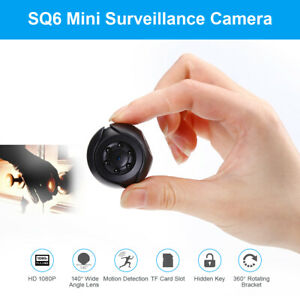 360° Mini Wireless 1080P IP Camera Security Camcorder Night Vision Outdoor USA