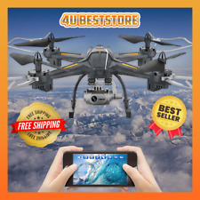 Drone with Camera 1080p 5MP WiFi FPV Camera Hot RC Helicopter 20min Flying Time