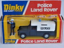 DINKY - 277 - POLICE LAND ROVER - MINT & BOXED - 1977 TO 1980 VINTAGE