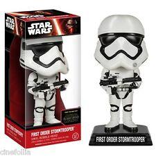 Bobble-head Star Wars VII TFA First Order Stormtrooper 15 cm Funko
