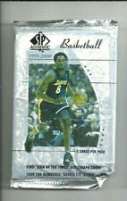 1999-00 SP Authentic Basketball 5-card Hobby Pack  Michael Jordan AUTO ??