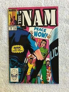 The 'Nam #32 (July 1989, Marvel) NM 9.4