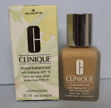 Clinique Superbalanced Silk Makeup #05 Silk Ivory (VF-N) 30ml SPF15