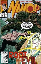 Namor Comic Issue 22 The Sub-Mariner Modern Age First Print 1992 Byrne Wiacek