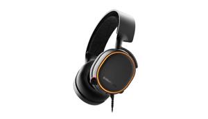 SteelSeries Arctis 5 - RGB Illuminated Gaming Headset - Black