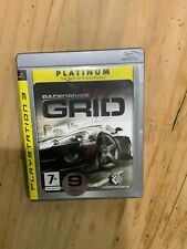 Race Driver: GRID - Platinum Edition (PS3) - Game  5WVG The Cheap Fast Free Post