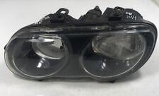 99 04 MG ZR 5DRHB HALOGEN PASSENGER SIDE FRONT HEADLIGHT 89006352 HM99