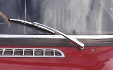 Paire MG Midget 1275 ou 1500 essuie-glace panneaux PHOQUES et Chrome écrous *** ZP15