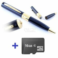 Boligrafo Espía 16GB - Boli espia pen spy 16gb HD 1280x960 CERTIFICADO v31/v54