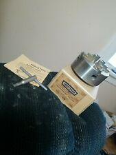 Craftsman Wood Lathe 4 Jaw Independent Chuck 34 16 Tpi Withbox Amp Manual