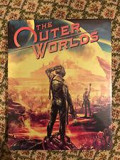 The Outer Worlds Steelbook - Neu - Custom - Ohne Spiel